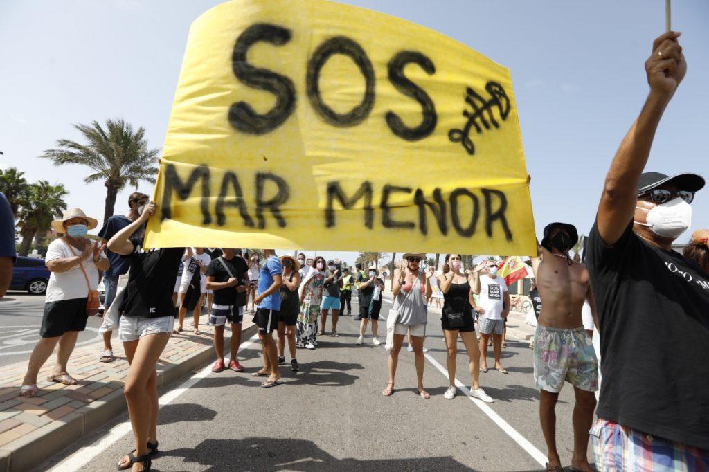 Mar Menor: Crisis alimentaria,medio ambiental y social