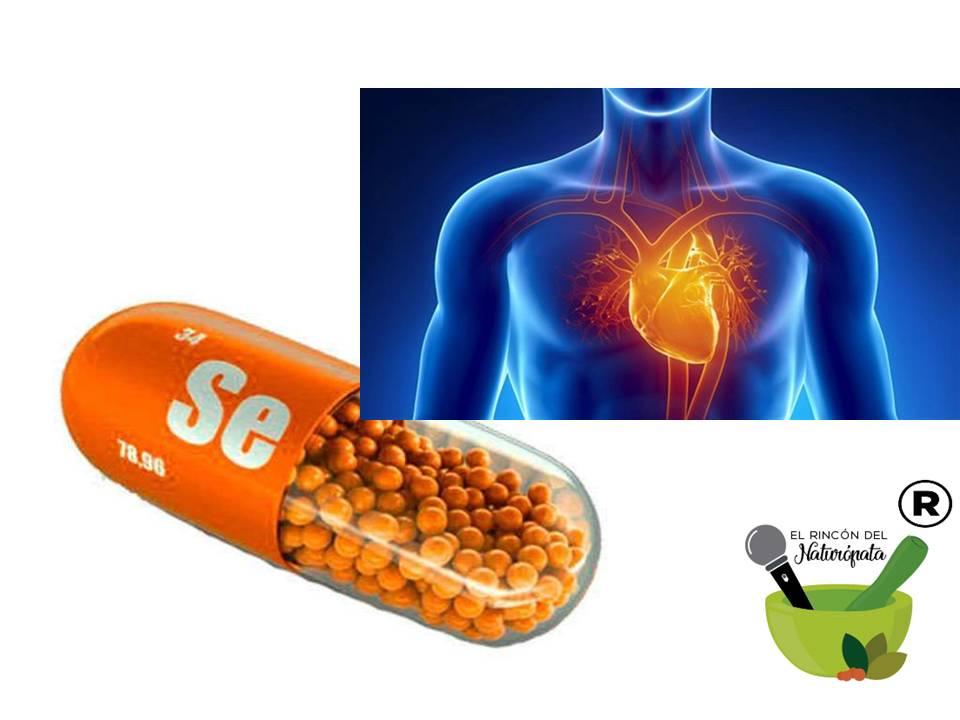 Más selenio en la sangre significa menos riesgo de enfermedad cardiovascular